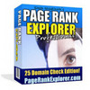 Thumbnail Page Rank Explorer PRO With PLR