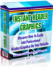 Instant Header Graphics With PLR