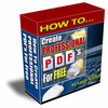 Thumbnail Create Fully Featured And Professional PDF With MRR