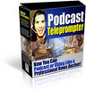 Thumbnail Podcasting Teleprompter With MRR