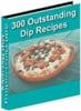 300 Dip Recipes With PLR MRR