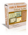 Thumbnail 10 Gift and Disc Cert Templates